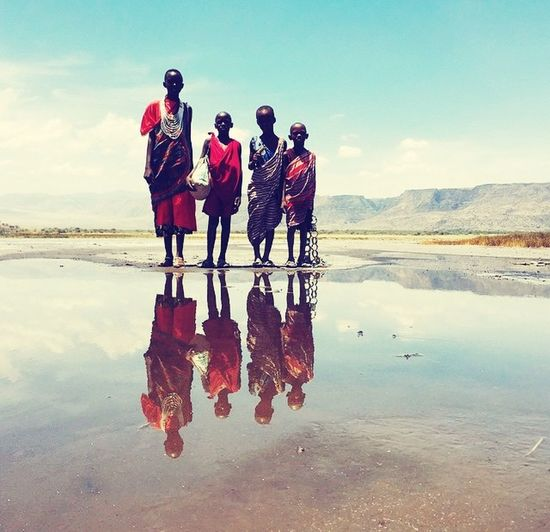 Eastafrica Traveling Travel Massai Life
