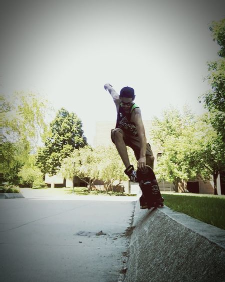 Shredding campus