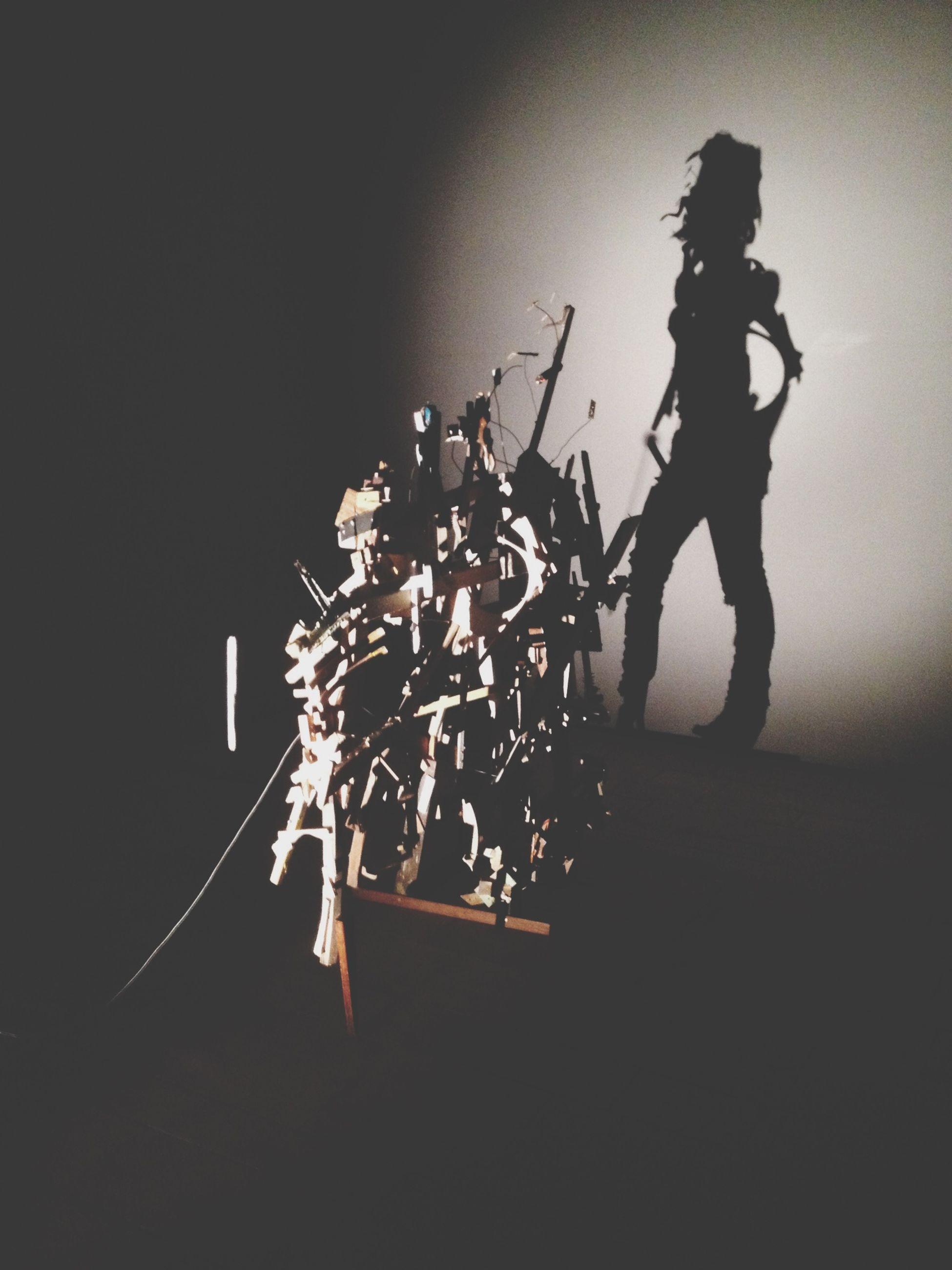 studio shot, night, low angle view, copy space, illuminated, decoration, lighting equipment, black background, no people, indoors, art and craft, hanging, close-up, decor, celebration, art, still life, electricity, creativity, dark