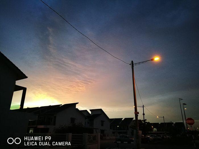 Sundown at Bandar Saujana Putra First Eyeem Photo