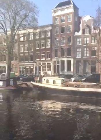 Trip around the world with Periscope Amsterdam Amsterdamse Grachten