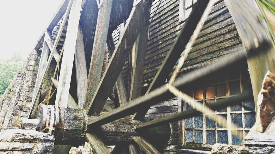 Mill Historical Historical Building Historic Historical Building History Pioneer Indiana Wheel Wood Wood EyeEm Selects Architecture Building Historic Settlement Built Structure Tall - High Exterior