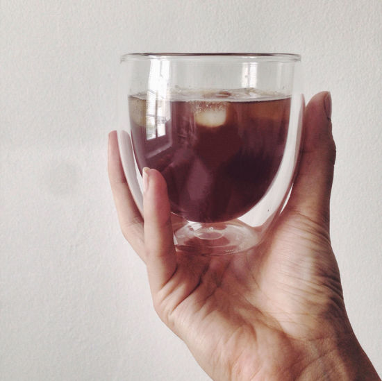 Iced Coffee Filter Coffee Staycation