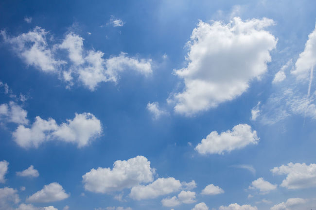 Fluffy cloudy above summer sky background. Abstract Air Atmosphere Background Beautiful Blue Bright Clear Climate Cloud Cloudiness Clouds Cloudscape Cloudy Cumulonimbus Cumulus Day Fluffy Heaven Heavens High Landscape Light Moisture Nature
