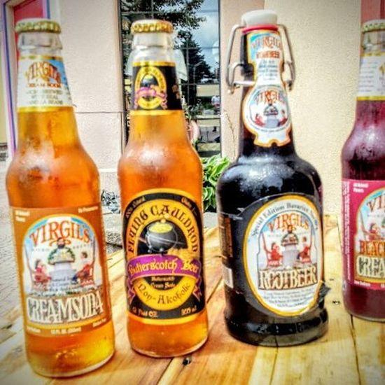 Virgil's cream sodas, pure awesomeness!!! Frankenmuth CreamSoda Weekendtrip Virgils