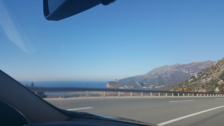 Eyem Nature Lovers  Roadtrip in MontenegroTravel Engoylife Travel Photography On The Road Beautiful View Winter 2016 Nopeople Nofilternoedit Samsung Galaxy S6 Edge Nofilter