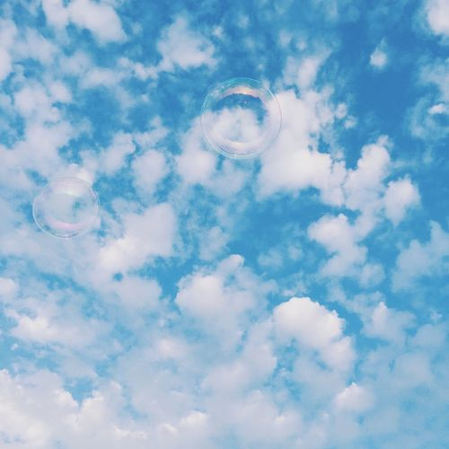 Sky Blue blue First Eyeem Photo Bubble bubble