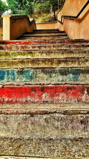 Merdivenler Colours Travel Photography Stepbystep Stone Steps Stairs Autumn EyeEm Best Shots Istanbul Turkey EyeEm Nature Lover