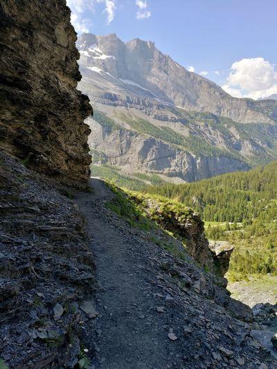 Mountain Nature Outdoors No People Landscape Scenics Shadows & Lights Bernese Oberland BerneseAlps Swiss Alps Swiss Mountains