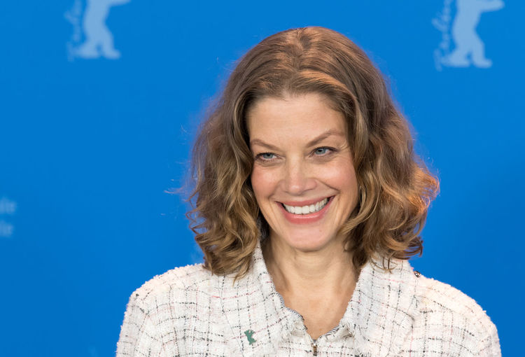 Berlin, Germany - February 19, 2018: German actress Marie Baeumer poses at the '3 Days in Quiberon' (3 Tage in Quiberon) photo call during the 68th Berlinale Film Festival at Grand Hyatt Hotel Famous German Marie Baeumer Marie Bäumer Photocall Woman Actress Beautiful Woman Berlinale Berlinale 2018 Berlinale Festival Berlinale2018 Berlinale68 Close-up German Actress Looking At Camera One Person People Photo Call Popular Portrait Pose Posing Posing For The Camera Woman Portrait