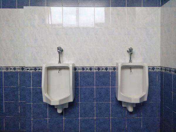 Men Gent Bathroom Public Building Public Restroom Tile No People Hygiene Indoors  Urinal Day