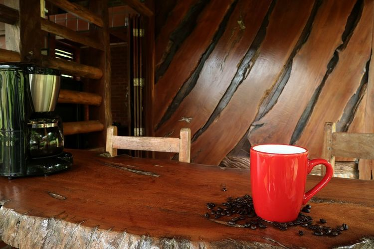 Cup Wood -