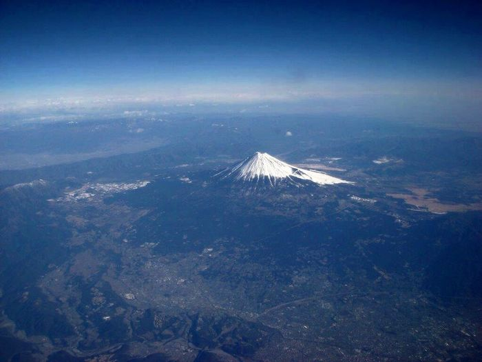 Happy New Year! 2016 From My Point Of View Fuji Mt.Fuji Beautiful Nature Travel Traveling Volcano Horizon From An Airplane Window Have A Greet Year Showcase: January It's Cold Outside Ultimate Japan