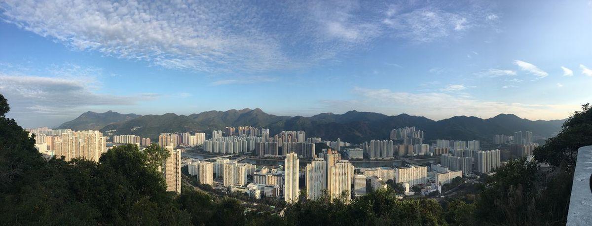 Hong Kong Cityview Skyline Shatin Shatin View NewTerritoriesEast First Eyeem Photo
