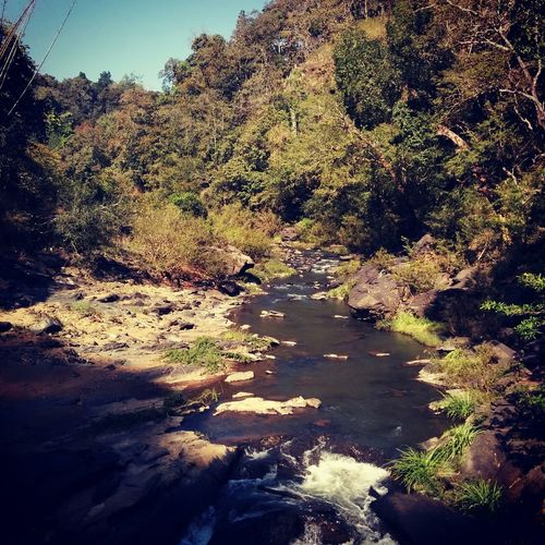 Endless river, ever and ever Dandeli Karnataka RiverKali Dandakaranya