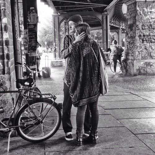 Somewhere in Berlin EverchangingBerlin Streetphotography Blackandwhitephotography The Storyteller - 2014 Eyeem Awards