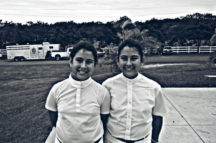 Twins. Horses Twins Puerto Rico People Faces Of EyeEm Humacao Children Stepdaughther Kids Blackandwhite