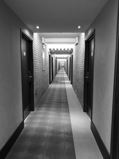 corridors Hotel
