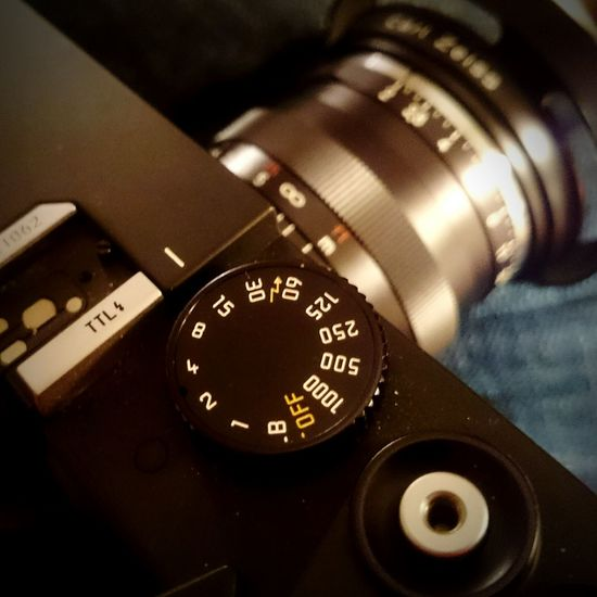 1/15 at f2 - pushing film is great. Staybrokeshootfilm Shootwideopen Zeiss Leica M6 Camera - Photographic Equipment Camera