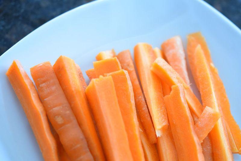 Carrots Nikon