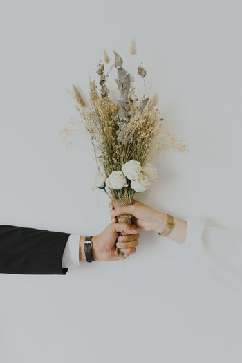 Flowers, prewedding