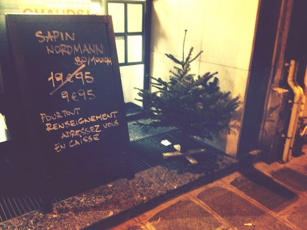 ... Christmas Paris