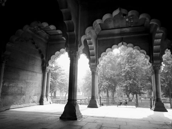 Through My Eyes Time Travel Mughal Era Royal Sophistication Grandeur Relive The Past Marvelous Architecture Travel Destinations Day Exploring Unanswered Imaginations Ifs And Buts Red Forte Area, New Delhi , India Black And White Friday EyeEmNewHere Be. Ready. An Eye For Travel The Architect - 2018 EyeEm Awards The Great Outdoors - 2018 EyeEm Awards The Traveler - 2018 EyeEm Awards