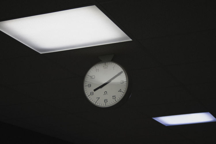 Buisness Clock Clock Face Czech Republic Hospital Indoors  Liberec Life No People Technology Time