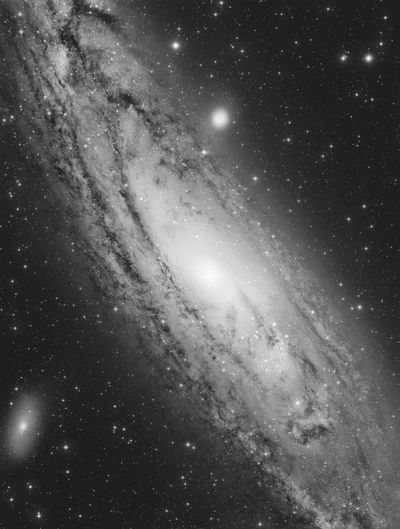 The Andromeda Galaxy 2.5 millions light years away #Cosmos #astronomy #astrophotography #galaxy #nightphotography #nightshot #nightsky #universe Space Star - Space First Eyeem Photo