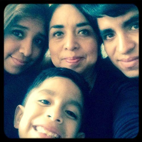 Mi familia, cuando no dan lata XD