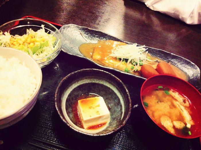 Japanese Food Lunch Food Porn Yummy