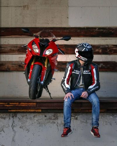 Motorcycle Racing Lifestyle Sport