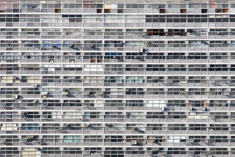 Cada um no seu quadrado. City City Life Geometry Pattern Shape Pattern Pieces Skyscraper Square Urban Geometry Fine Art Photography The Graphic City