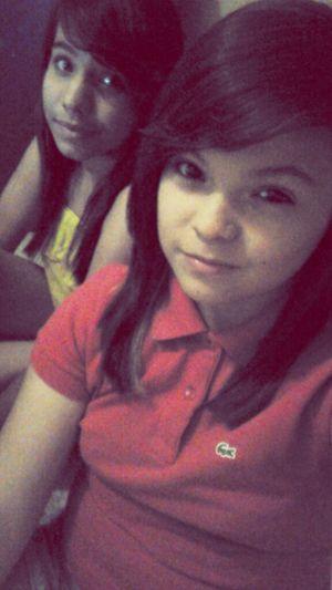 Con La Enana Hermosa <3