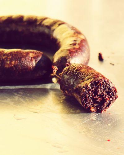 Hurka Wurst Blood Sausage Sausage Sausageroll Sausage Roll Hungarian Hungary New Years Resolutions 2016