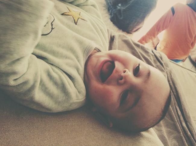 Baby Boy Littlecousin Smile Love