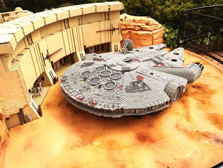EyeEm Selects LEGO Star Wars Millenium Falcon Denmark 🇩🇰🇩🇰🇩🇰