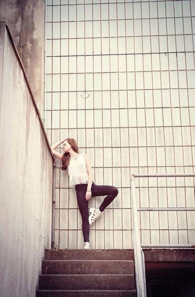 Shooting Model Shoot Model Shoot #urban #lifestyle #dresden #