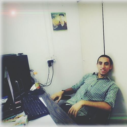 my pic @work