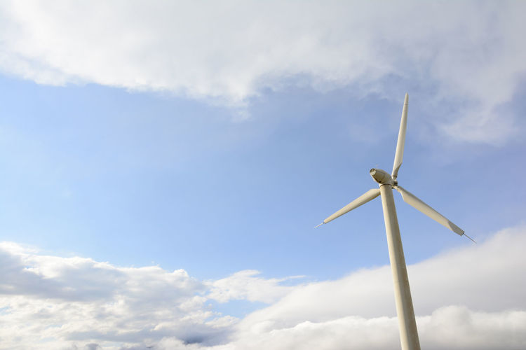 Single windmill