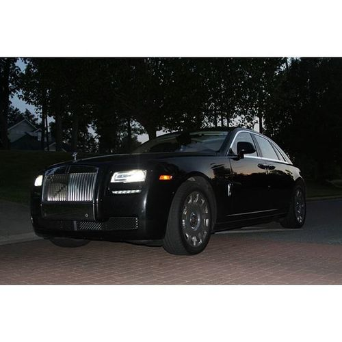 Better picture of the Ghost taken with my Canon Rollsroyce Rolls Royce Ghost Eastcoastexotics Raleigh Durham Chapelhill Exotic Foreign Luxury Money Amazingcars247 Carswithoutlimits Carsofinstagram Blacklist Carlifestyle Carinstagram Motörhead Itswhitenoise