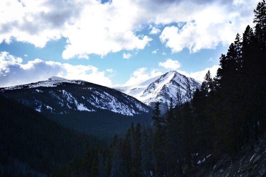 Mountains Colorado Fresh Air.  Nature Colorado