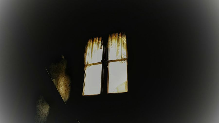 Creepy House Creepy Picture Creepy Monochrome Fujifilm Finepix SL1000 Lostplace Darkness Eye4photography  Window