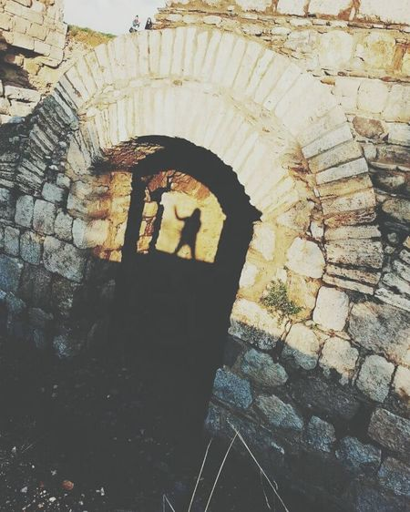 Historical Building Oldie  Golge Archeology Sociology Photography EyeEmBestPics Shadow That's Me Fromturkey