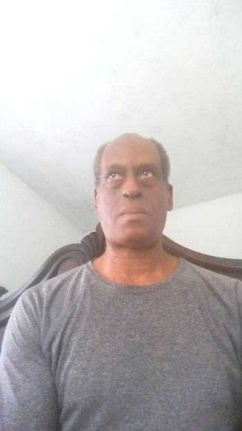 I'm not too much into taking selfies so this might be the first and the last! That's Me One Person One Man Only Mature Adult Portrait Mobile Photography St. Croix USVI Indoors