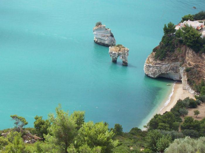 Sea Water Beauty In Nature Tranquility Nature Scenics Day Pa Bu Photo Photographer Photography Fotografie Foto Fotography Fotografia Turism Turismo Mare Sea Sun Puglia Gargano Puglia