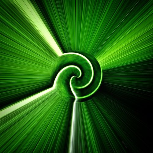 Green ball AMPt_community NEM Submissions Tiny Planets WeAreJuxt.com