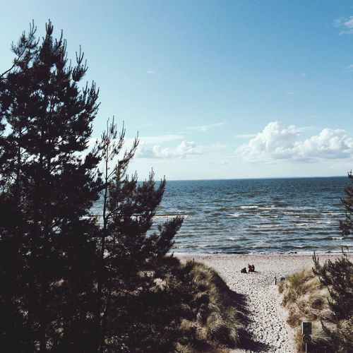 Ostsee Mecklenburgvorpommern Sand Summer Beach