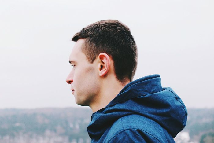 Every minute is worth of reflection Mountain Sky Warm Clothing Portrait Child Headshot Human Face Childhood Boys Profile View Side View Close-up Snow Covered Snowcapped Cold Snowfall Winter Coat Cold Temperature Snowcapped Mountain