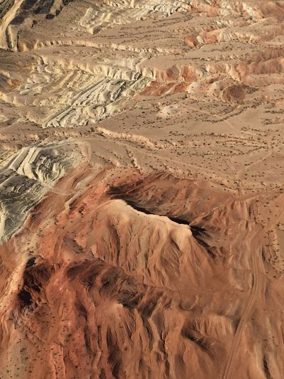 Mars or Nevada? Arid Climate Nature No People Landscape Outdoors Beauty In Nature Sand Scenics Sand Dune Day Ariel Shot Nevada, USA Desert Texture Nevada Desert Textures Of Nevada Flying High Art Is Everywhere The Great Outdoors The Traveler - 2018 EyeEm Awards